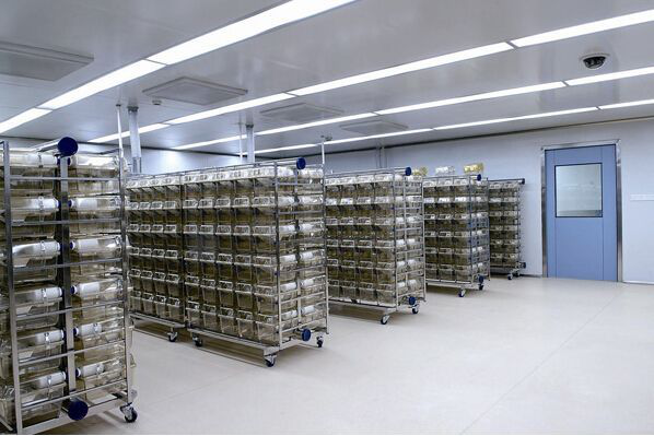 实验动物的等级划分及实验动物房的设计规范