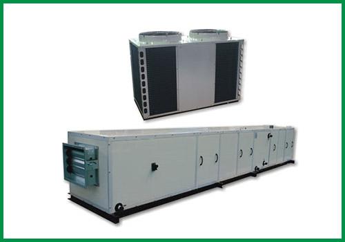 直膨式空调系统