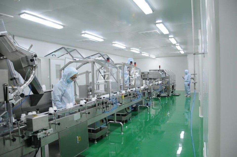 医药工业洁净厂房