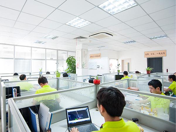 立净机电-3F办公区